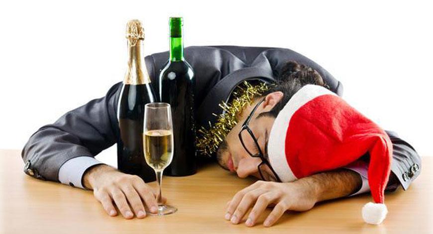 Зимние праздники в разгаре. Поможем организму...