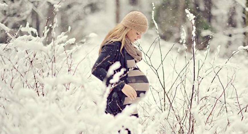 Безопасная зима для беременной